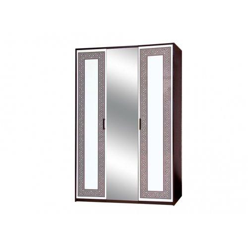 Шкаф Бася новая (Олимпия) 3Д