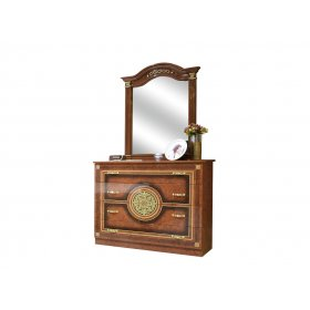 Комод Диана с зеркалом
