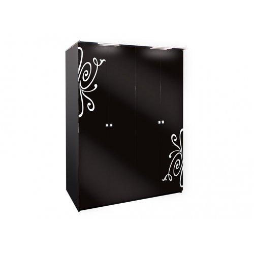 Шкаф Фелиция новая 4Д