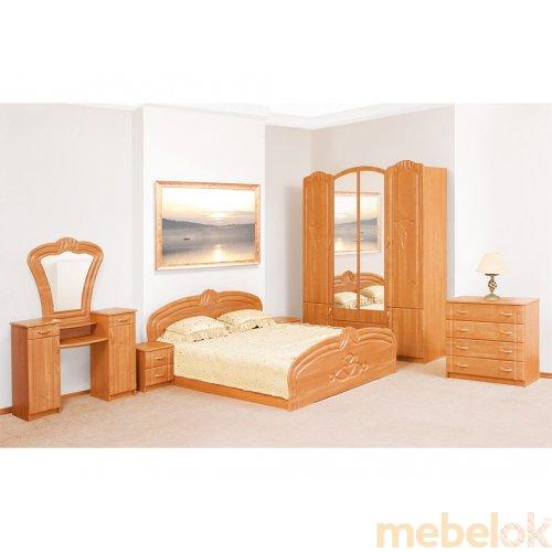 Спальня Антонина 4Д