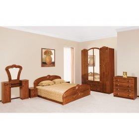 Спальня Антонина глянцевая 4Д