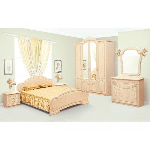 Спальня Камелия 4Д