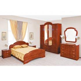 Спальня Камелия 4Д глянцевая