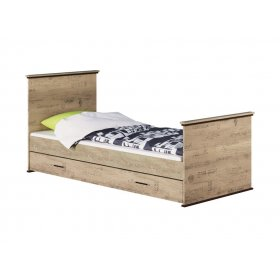 Кровать Палермо дуб корабельный