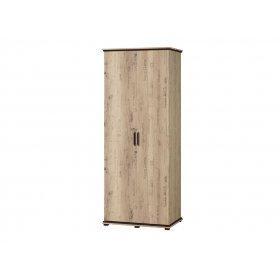 Шкаф двухдверный (2.0) Палермо дуб корабельный