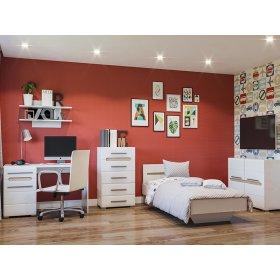 Детская комната Бьянко белый