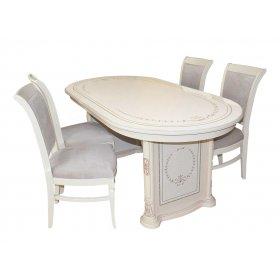 Комплект Вивальди (стол + 4 стула)