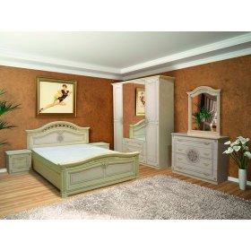 Спальный гарнитур Диана 4Д