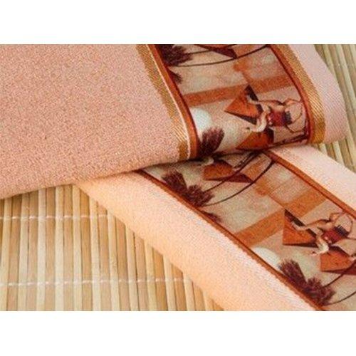 Махровое полотенце Романтика 35х70 Мемфис