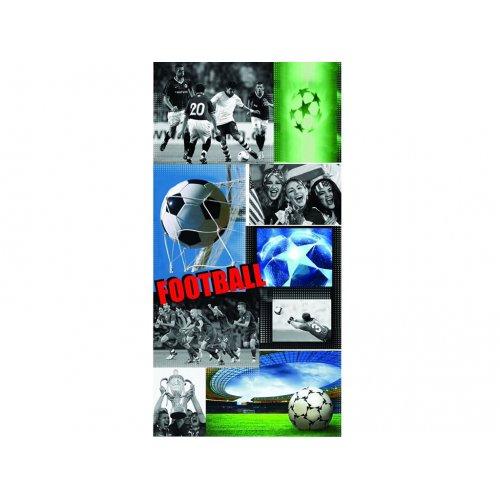 Махровое полотенце 80х160 Cool Football League
