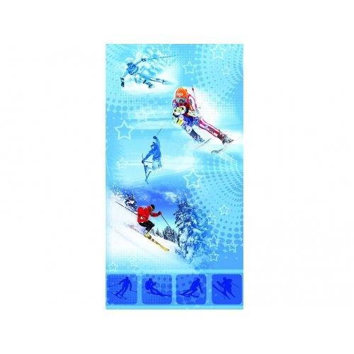 Махровое полотенце 80х160 Cool Slalom
