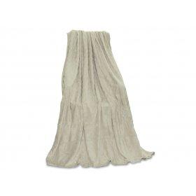 Плед 150х200 микрофибра рельеф Win Collection Brilliance ромб