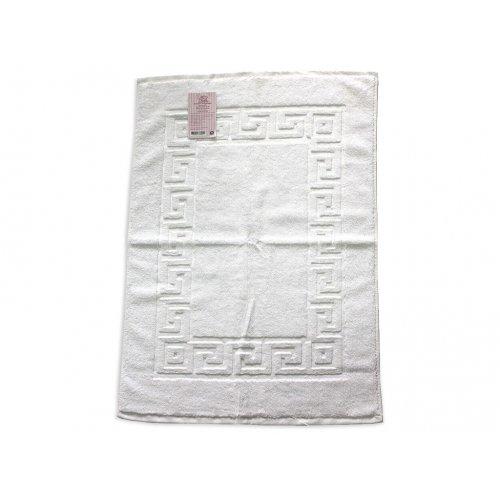 Махровое полотенце 50х90 Магия комфорта Троянда белая
