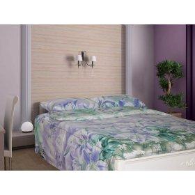 Двуспальный комплект постельного белья Лилия