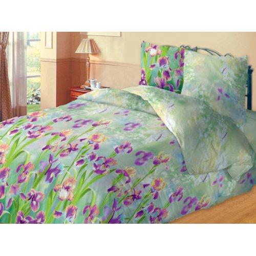 Комплект постельного белья Ирис евро