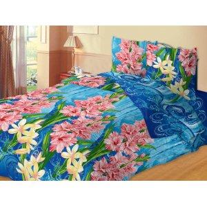 Полуторный комплект постельного белья Десанж