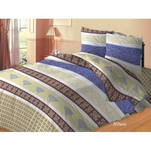 Семейный комплект постельного белья Идиль