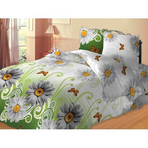 Семейный комплект постельного белья Грин