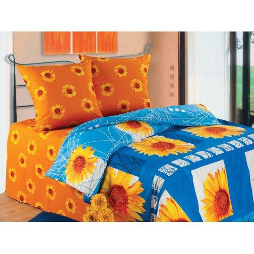 Семейный комплект постельного белья Кантри