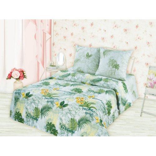Полуторный комплект постельного белья Райский остров