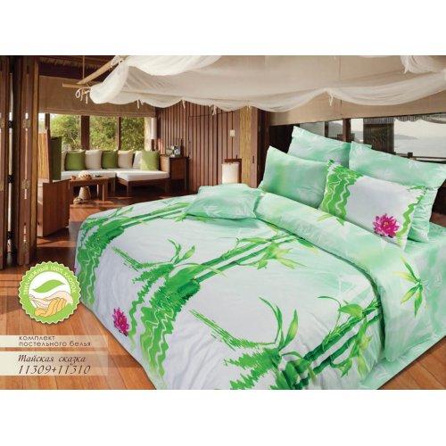 Полуторный комплект постельного белья Тайская сказка