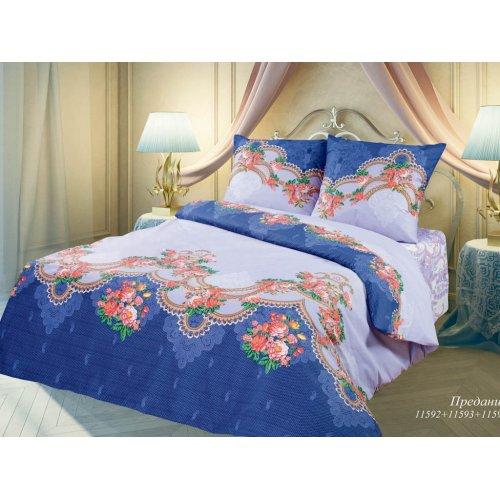 Полуторный комплект постельного белья Предание