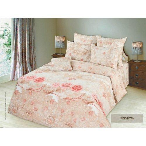 Семейный комплект постельного белья Нежность