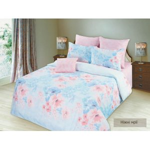 Комплект постельного белья Нежные мечты евро