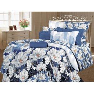 Двуспальный комплект постельного белья Рандеву