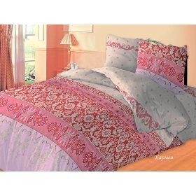 Двуспальный комплект постельного белья Кармен