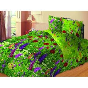 Полуторный комплект постельного белья Майя