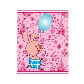 Плед детский флисовый Союзмультфильм Воздушный шар