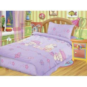 Комплект постельного белья Непоседа Игрушки