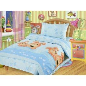 Комплект постельного белья Непоседа Собачки 2