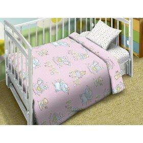 Детский комплект постельного белья Мой Ангел Малыши