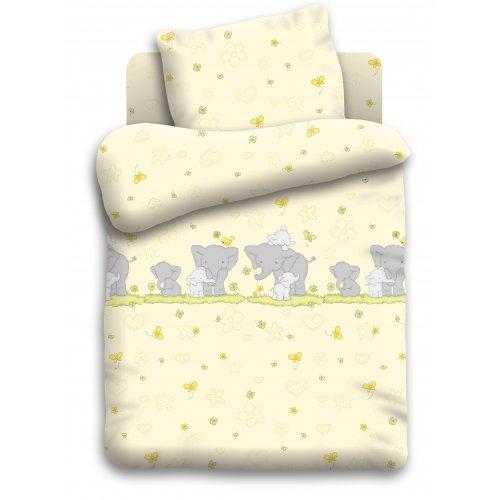Детский комплект постельного белья Нежность