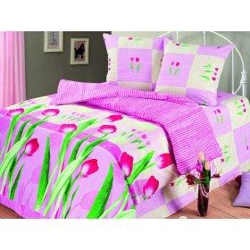 Двуспальный комплект постельного белья Аромат Весны