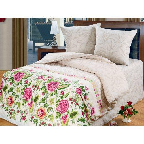 Семейный комплект постельного белья Мелиса