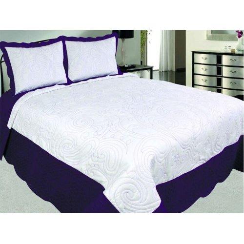 Комплект для спальни Романтика Patchwork 220х235 Ashley