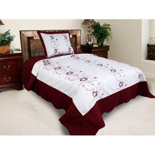 Комплект для спальни Романтика Patchwork 260х240 Izabella