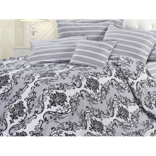 Двуспальный-евро комплект постельного белья Ритц