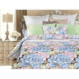 Двуспальный комплект постельного белья Кристи