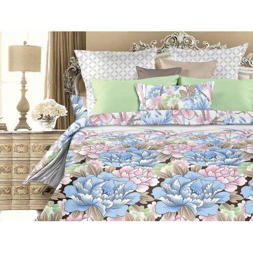 Семейный комплект постельного белья Кристи