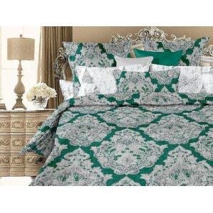 Двуспальный комплект постельного белья Маркиза