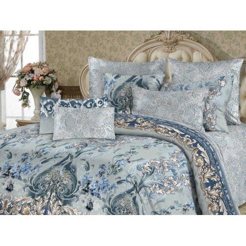 Двуспальный-евро комплект постельного белья Шик Ренессанса