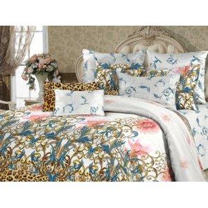 Двуспальный комплект постельного белья Экзотический флер