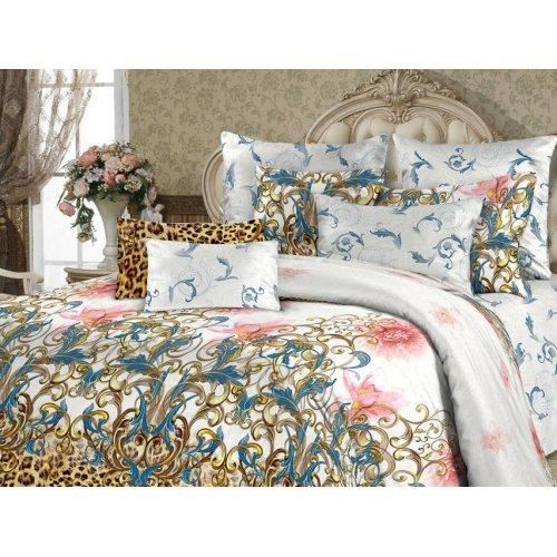 Семейный комплект постельного белья Экзотический флер