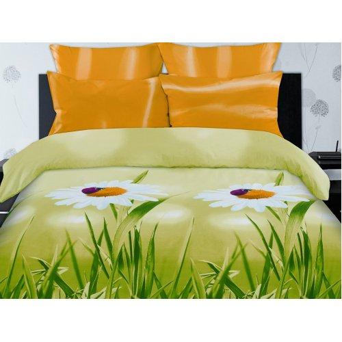 Двуспальный комплект постельного белья Солнышко