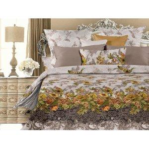 Двуспальный-евро комплект постельного белья Эрмитраж
