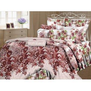 Полуторный комплект постельного белья Соломия наволочки 50х70